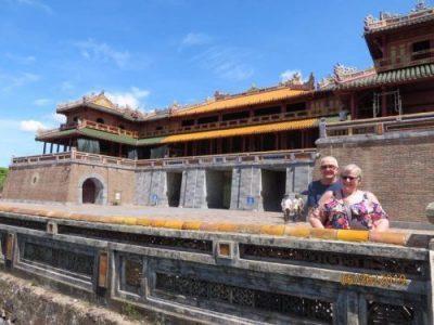 Excursion d'une journée à Hué de Danang ou Hoian
