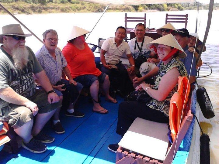Nha Trang Sunset River Tour