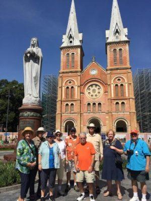 Cuchi Tunnel + Saigon City Tour