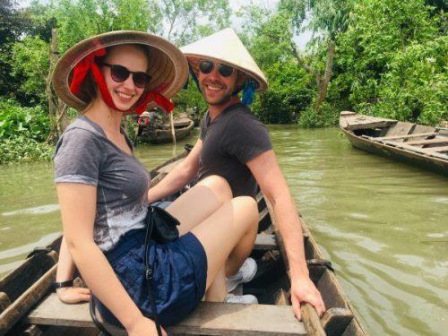 Cuchi Tunnel + Mekong Tour